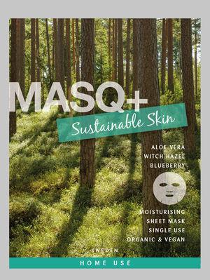 MASQ+ Sustainable Skin 5-pack