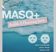 MASQ+ Bubble & Cleansing foam 10pack